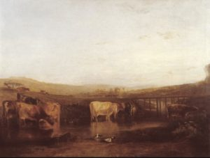 Turner Painting Dorchester