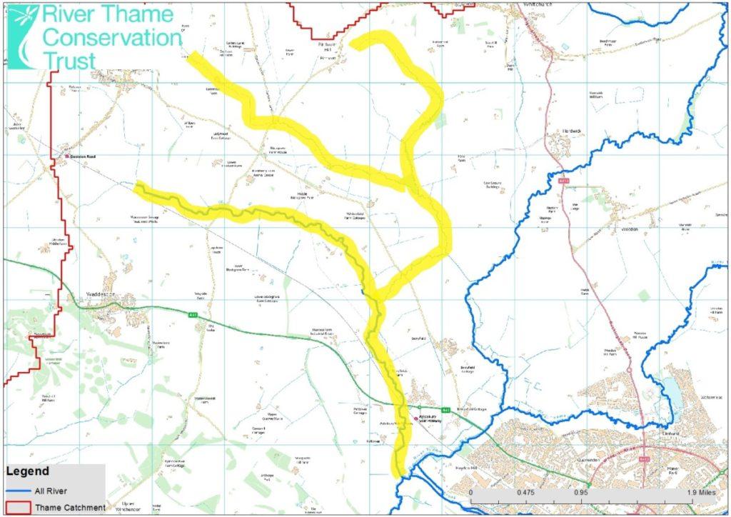 Fleet Marston, Denham and Pitchcott Brook